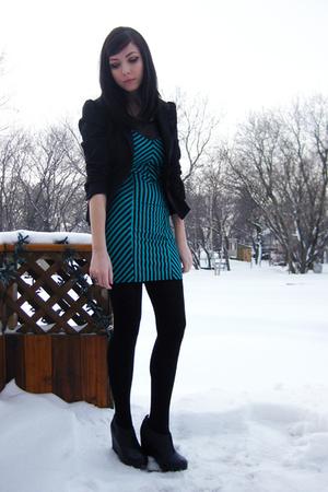 green urban behavior dress