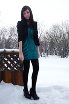 green urban behavior dress