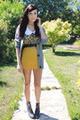Heather-gray-wholesale-dressnet-sweater-mustard-wholesale-dressnet-skirt