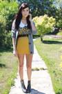 Heather-gray-wholesale-dressnet-sweater-mustard-wholesale-dressnet-skirt