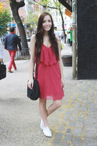 hot pink Costa Blanca dress