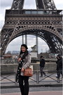 Idra-coat-beret-paris-street-vendor-hat-zara-scarf-coach-bag