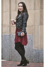 Black-zara-boots-crimson-dlr-boutique-chicago-dress-black-h-m-jacket