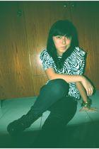 blouse - -