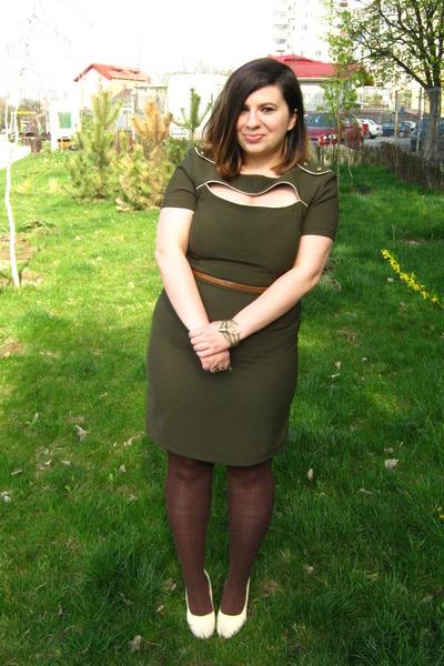 olive green dresses heels brown belts quot