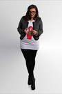 Red-t-shirt-white-joy-fashion-t-shirt-black-jeffrey-campbell-shoes