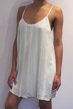 white alexandragrecco dress