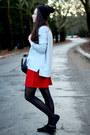 Dark-gray-studded-zara-shoes-gray-beanie-rebell-hat-black-leather-zara-bag