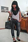 Black-mims-shoes-blue-zara-pants-black-la-fayette-purse-red-claires-belt-