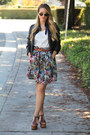Vintage-belt-zara-jacket-replay-glasses-vintage-skirt