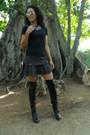 Black-sam-edelman-boots-black-hering-shirt-heather-gray-elaÉ-skirt