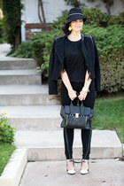 H&M top - 31 Phillip Lim bag - Paige pants