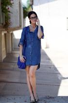 H&M dress - Sole Society bag
