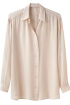 Chiffon-crepe-goodnight-macaroon-shirt