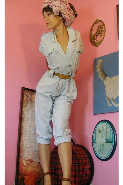 vintage cute jumpsuit