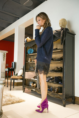 leather Alejandro Ingelmo heels