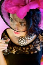 fascinator BohoChic accessories