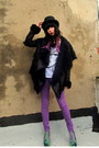 Black-lora-unif-jacket-amethyst-tie-dye-jeffrey-campbell-shoes