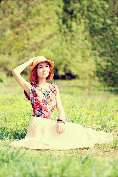 cichic skirt - nowIStyle top