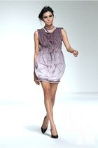 purple - purple alodia cecilla dress