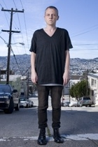H&M t-shirt - hare top - Helmut Lang jeans - mercanti fiorentini boots