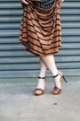 Striped-maxi-forever-21-dress-denim-forever-21-vest-sole-society-heels