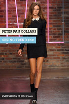 Peter Pan Collars: Spring Trend 2011