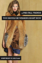 4 Pre-Fall Trends You Should Be Wearing Right Now