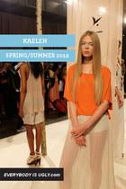 Kaelen Spring/Summer 2011