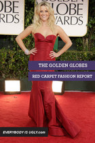 The Golden Globes: Red Carpet Fashion Report