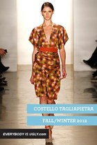 Costello Tagliapietra Fall/Winter 2012