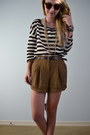 Knit-forever21-sweater-forever-21-shorts-pearls-forever-21-necklace