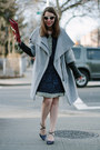 Navy-sequin-candela-nyc-dress-heather-gray-zara-coat