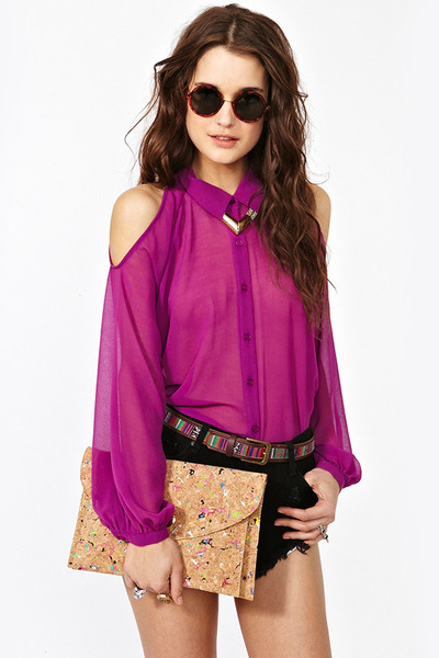 High Gloss Fashion belt