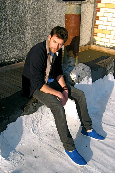 Aldo shoes - Gap cardigan