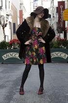 coat - A for Audrey dress