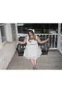 Kenzie-shoes-lace-dress-dress-accessories-necklace