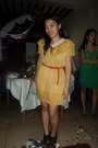 Yellow-korean-dress