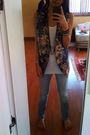 Blue-thrifted-vest-white-from-macau-top-blue-forever-21-jeans