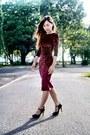 Crimson-topshop-tunic-dress