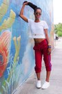 Brick-red-zara-pants