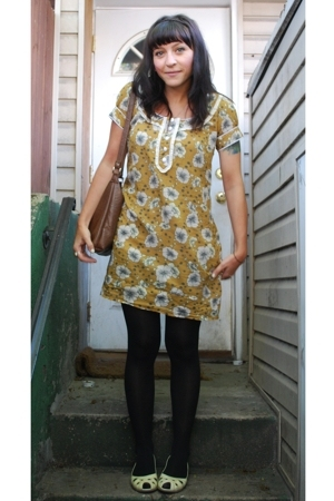 kensiegirl dress - winners shoes - Value Village purse