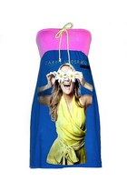 Carrie Underwood Country Music Daisy Flower Dress