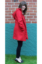 shanton jacket - top - tights - I love Billy shoes