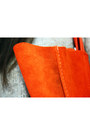 Tawny-alexander-wang-boots-tawny-vintage-jacket-orange-suit-sweater