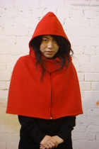 i like you- Little Red Riding Hood Cape
