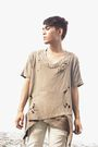 Brown-diy-shirt-beige-oxygen-pants-brown-soule-phenomenon-shoes