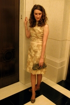 Youth Guild of NY dress - purse - accessories - Blossom Collection shoes