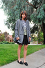 Heather-gray-boyfriend-crossroads-trading-coat-black-sequin-marc-fisher-flats