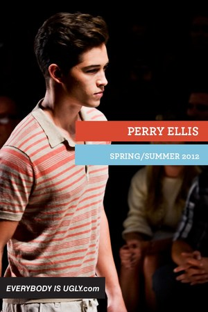 Tan-perry-ellis-shirt